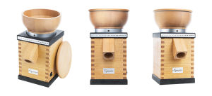 Sana Grain Mill - antracit 2 isolated