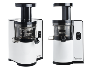 Sana Juicer by Omega EUJ-808 isolated